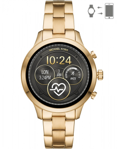 Michael Kors Access Touchscreen Smartwatch Runway MKT5045