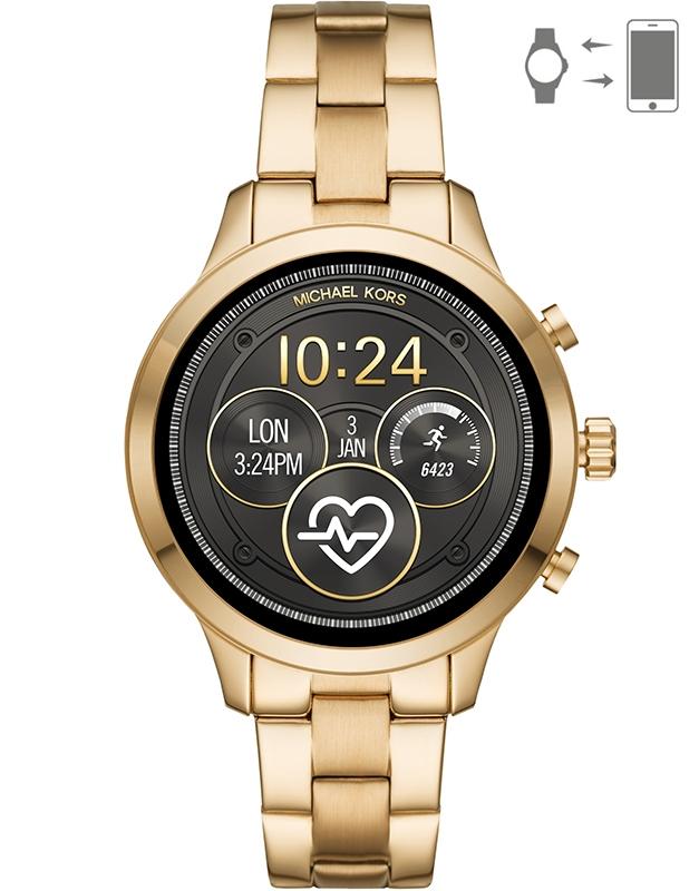 Ceasuri Michael Kors Access Touchscreen Smartwatch Runway Mkt5045