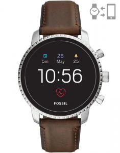Fossil Gen 4 Smartwatch Q Explorist FTW4015