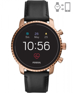 Fossil Gen 4 Smartwatch Q Explorist FTW4017