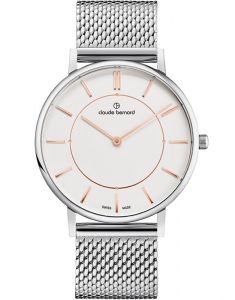 Claude Bernard Slim Line Two Hands 20219 3M AIRR