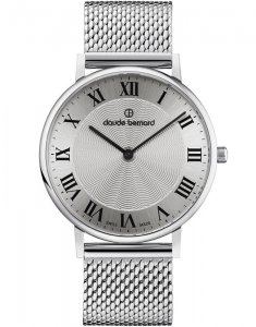 Claude Bernard Slim Line Two Hands 20219 3M AR