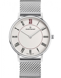 Claude Bernard Slim Line Two Hands 20219 3M ARVION