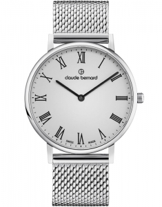 Claude Bernard Slim Line Two Hands 20219 3M BR