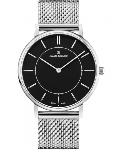 Claude Bernard Slim Line Two Hands 20219 3M NINB