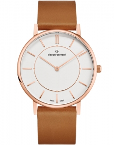 Claude Bernard Slim Line Two Hands 20219 37RC AIRR