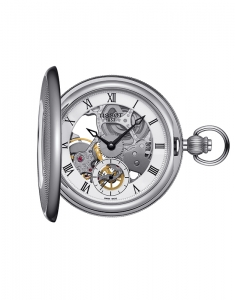 Tissot Bridgeport Mechanical Skeleton T859.405.19.273.00