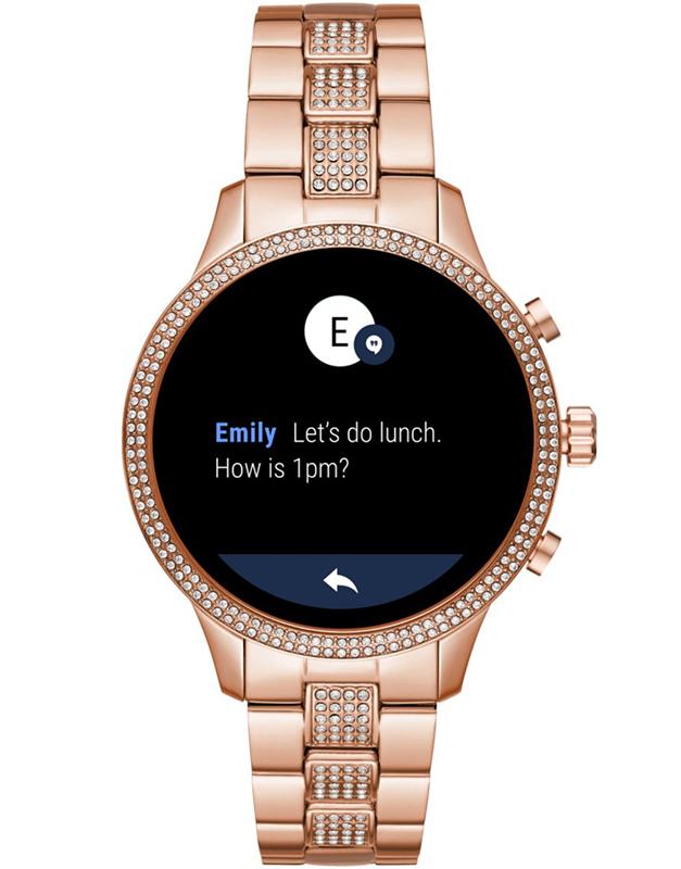 Ceasuri Michael Kors Access Touchscreen Smartwatch Runway Mkt5052