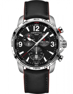 Certina DS Podium Chronograph 1/100 sec C001.647.16.057.01