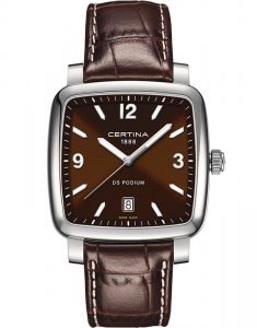 Certina DS Podium Square C025.510.16.297.00