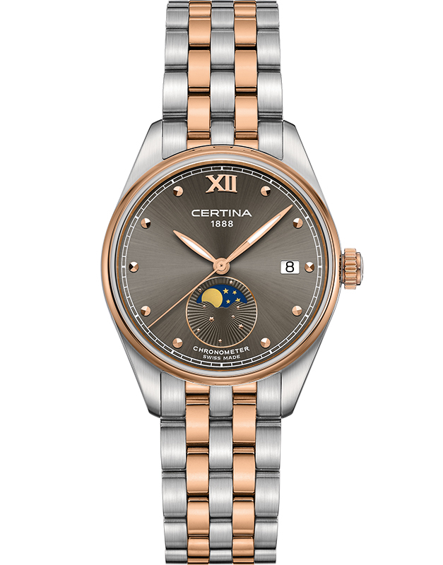 Certina DS 8 Lady Moon Phase C033.257.22.088.00
