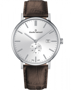 Claude Bermard Slim Line Small Second 65004 3 AIN1