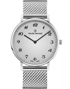 Claude Bermard Slim Line Two Hands 20219 3M BB