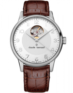 Claude Bermard Classic Automatic Open Heart 85017 3 ABN
