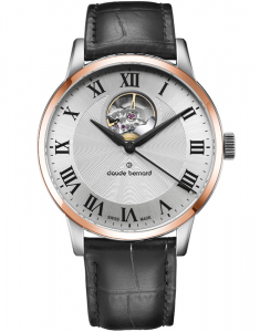 Claude Bermard Classic Automatic Open Heart 85017 357R AR