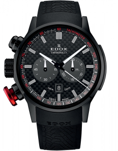 Edox Chronorally The Driver's Instrument 10302 37N NIN