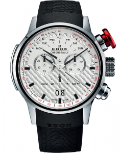 Edox Chronorally The Driver's Instrument 38001 TIN AIN