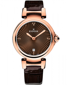 Edox La Passion For The Art of Living 57002 37RC BRIR