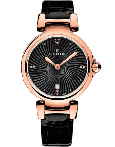 Edox La Passion For The Art of Living 57002 37RC NIR