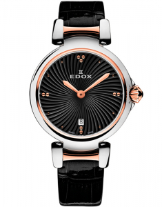 Edox La Passion For The Art of Living 57002 357RC NIR