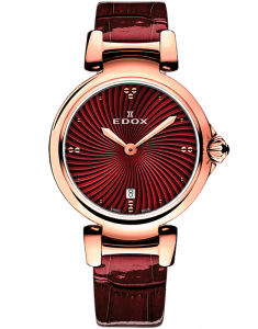 Edox La Passion For The Art of Living 57002 37RC ROUIR