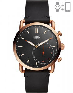 Fossil Hybrid Smartwatch - Commuter FTW1176