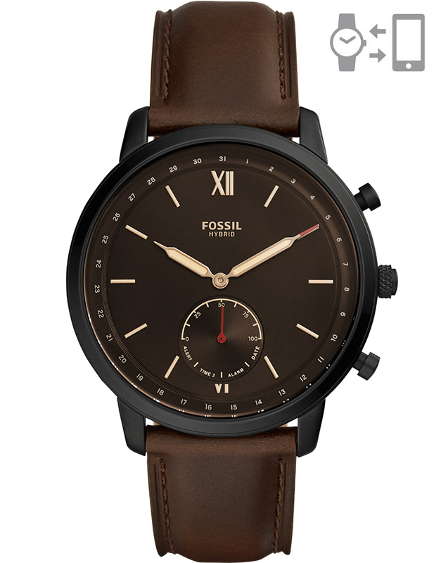 Fossil Hybrid Smartwatch - Commuter FTW1179