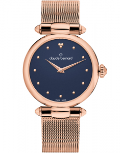 Claude Bernard Dress Code Two-Hands 20508 37RM BUIR1