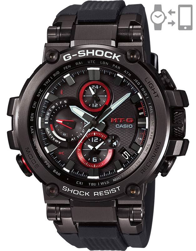 Casio G-Shock Exclusive MT-G MTG-B1000B-1AER