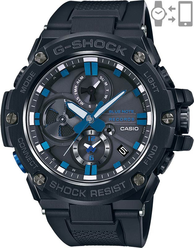 Casio G-Shock Limited GST-B100BNR-1AER