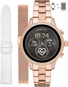 Michael Kors Access Touchscreen Smartwatch Gift Set MKT5060