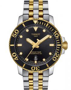 Tissot Seastar Powermatic 80 T120.407.22.051.00