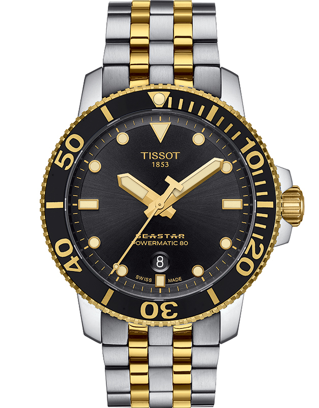 Tissot Seastar Powermatic 80 T120.407.22.051.00
