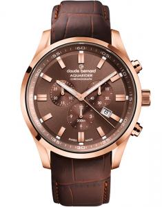 Claude Bernard Aquarider Chronograph 10222 37RC BRIR1