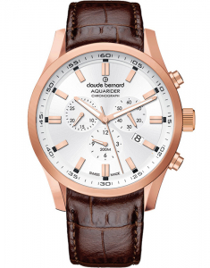 Claude Bernard Aquarider Chronograph 10222 37RC AIR