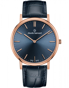 Claude Bernard Slim Line Two Hands 20214 37R BUIR