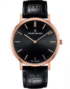 Claude Bernard Slim Line Two Hands 20214 37R NIR