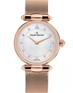 Claude Bernard Dress Code Two-Hands 20509 37RM NAR