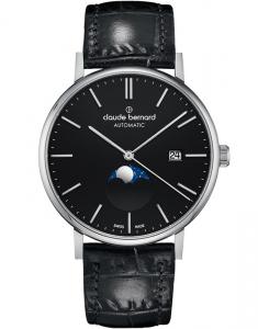 Claude Bernard Slim Line Moon Phase 80501 3 NIN