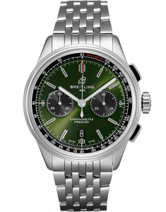 Breitling Premier B01 Chronograph Bentley British Racing AB0118A11L1A1