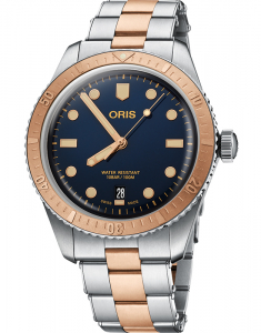 Oris Diving Back in Time Sixty-Five 73377074355-0782017