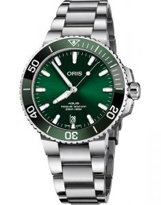 Oris Diving Aquis Date 73377324157-0782105PEB