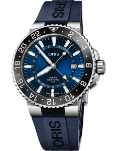 Oris Diving Aquis GMT Date The Underwater Zone 79877544135-0742465EB