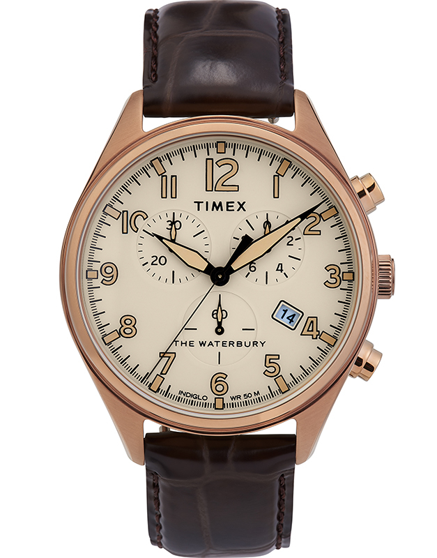 Timex® Waterbury Traditional Chronograph TW2R88300