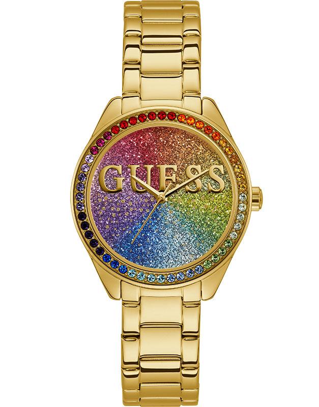 super popular vânzător en-gros nuante de Ceasuri Guess Glitter Girl GUW0987L5 B&B Collection