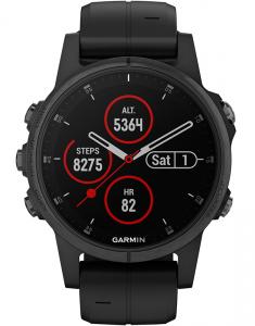 Garmin Fēnix® 5S Plus Sapphire Black 010-01987-03
