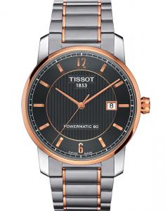 Tissot Titanium T087.407.55.067.00