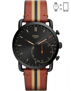 Fossil Hybrid Smartwatch Commuter FTW1183