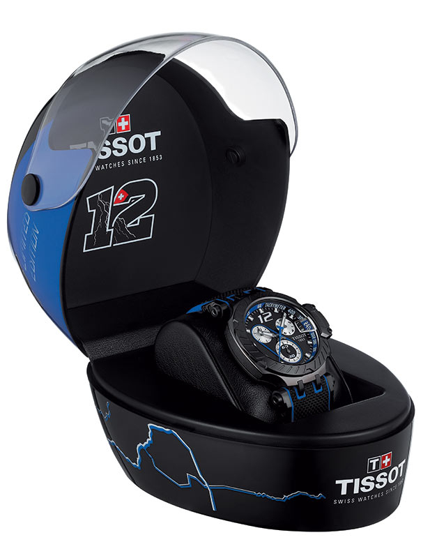 Tissot T-Race Thomas Luthi 2019 Limited Edition T115.417.37.057.03