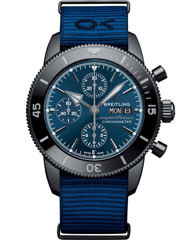 Breitling Superocean Heritage Chronograph Outerknown M133132A1C1W1